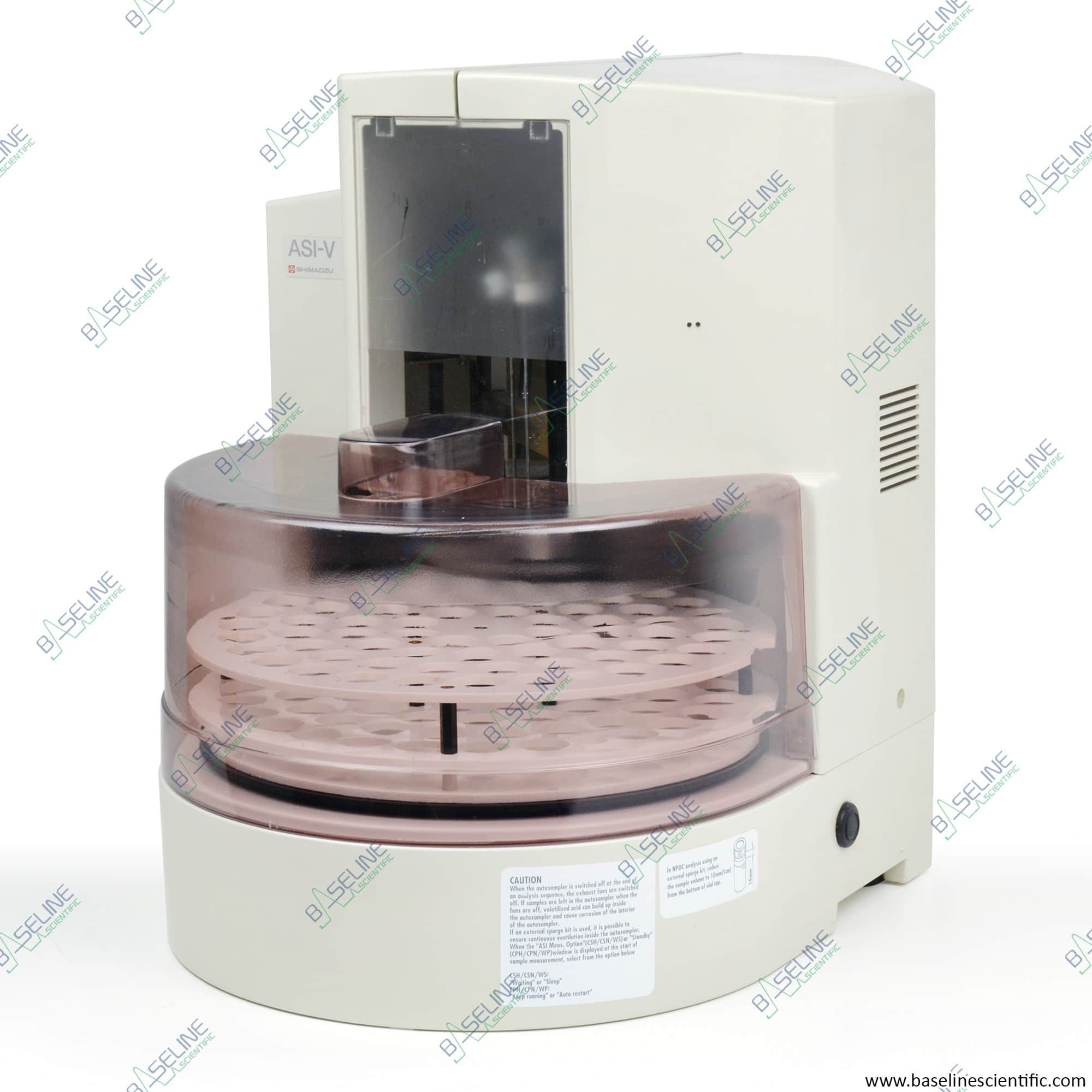 Refurbished Shimadzu TOC ASI-V Autosampler with ONE YEAR WARRANTY
