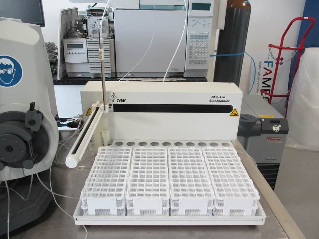 Thermo Scientific  iCAP 6300 Duo ICP-OES