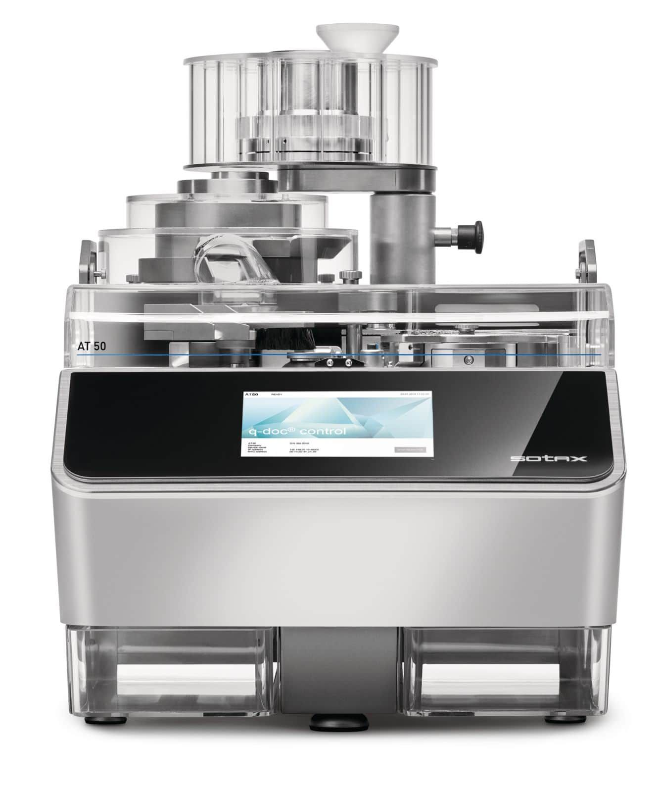 SOTAX AutoTest 50 Automatic Tablet Testing System