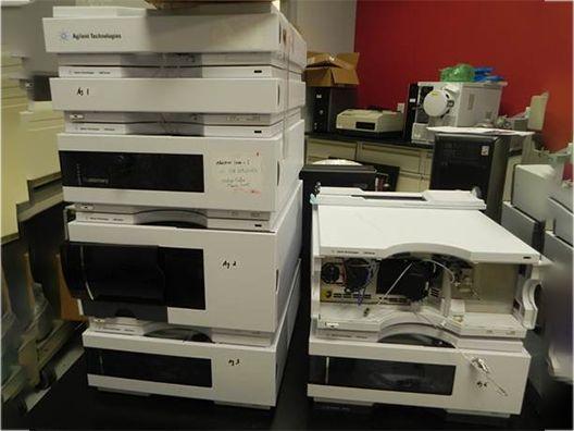 Agilent 1200 Series - HPLC Stack HPLC System