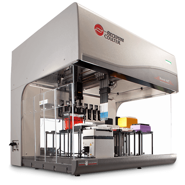 Beckman Coulter Biomek NXP Automated Workstation - Certified with Warranty