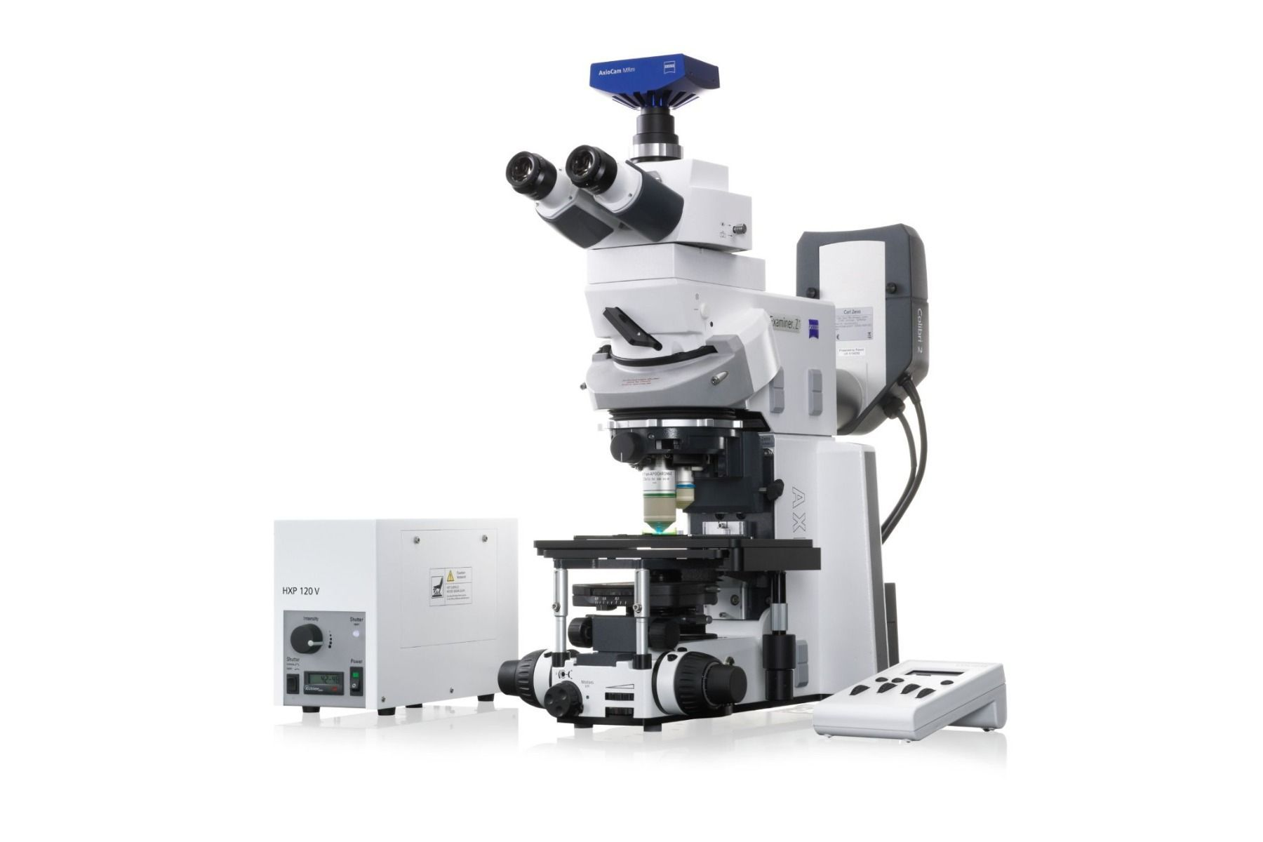 ZEISS Axio Examiner Fixed Stage Upright Microscope