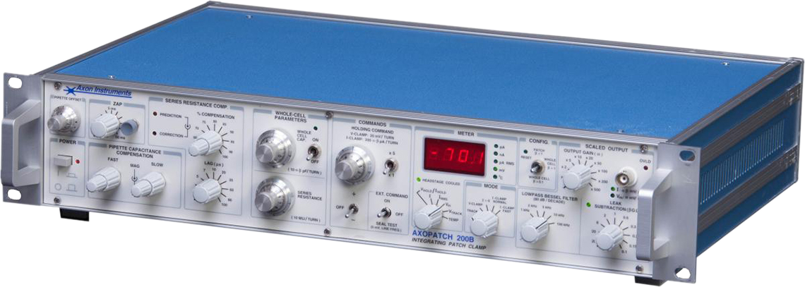 Axon Instruments Patch-Clamp Amplifiers