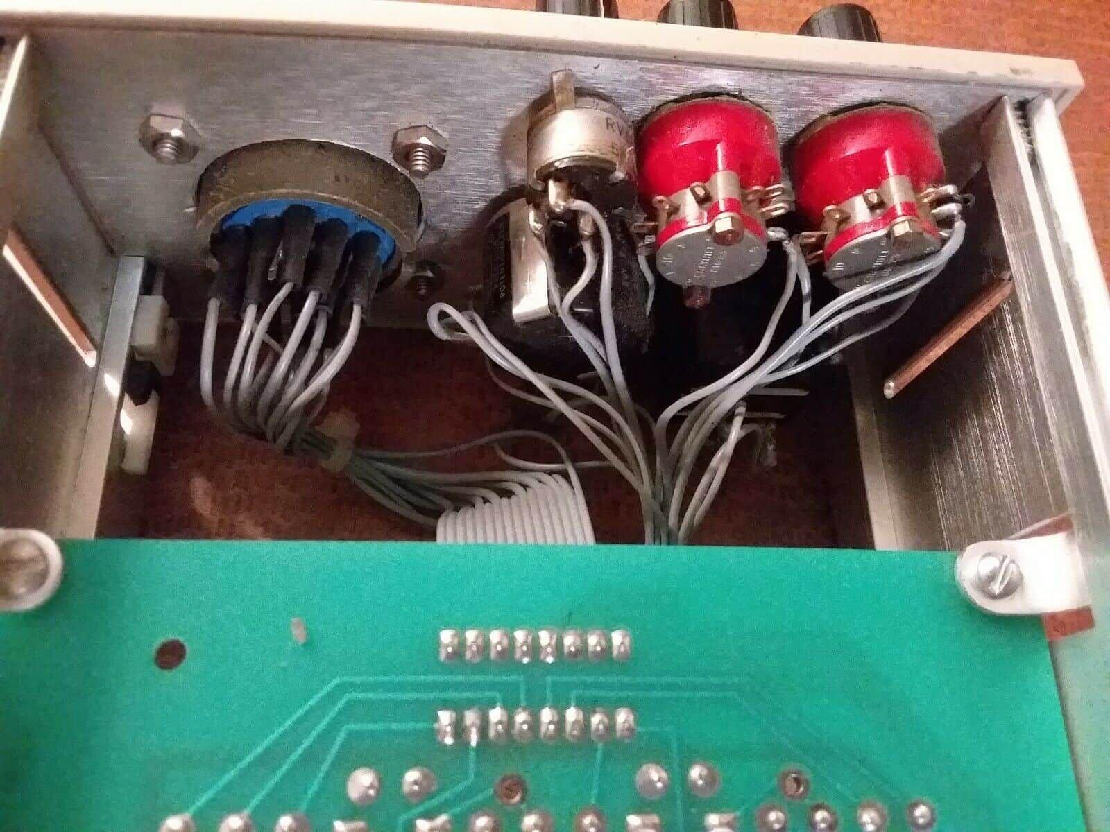 ScientificTechnologies Inc STI Module HALL Amplifier S88-004 tektronix