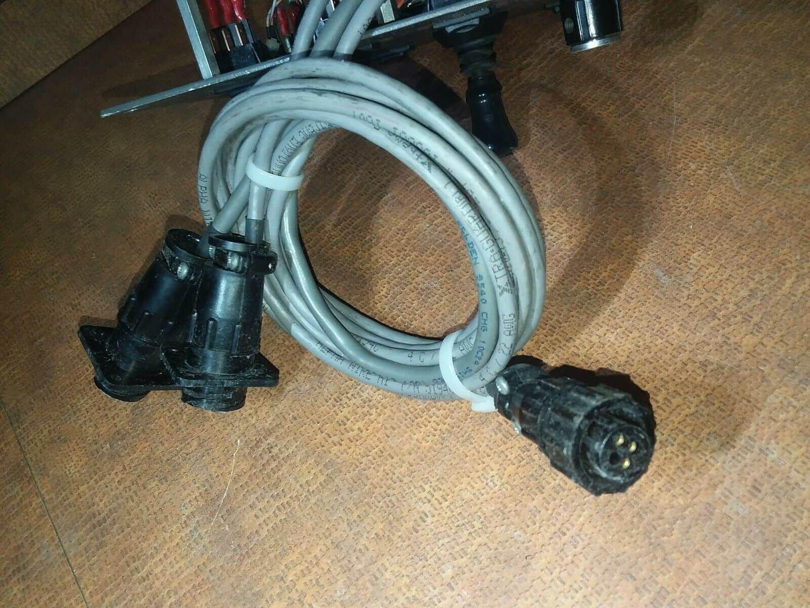 Q CUES CZ320 Sewer Camera Joy Stick P&T/NO/OZ Camera Controller a9