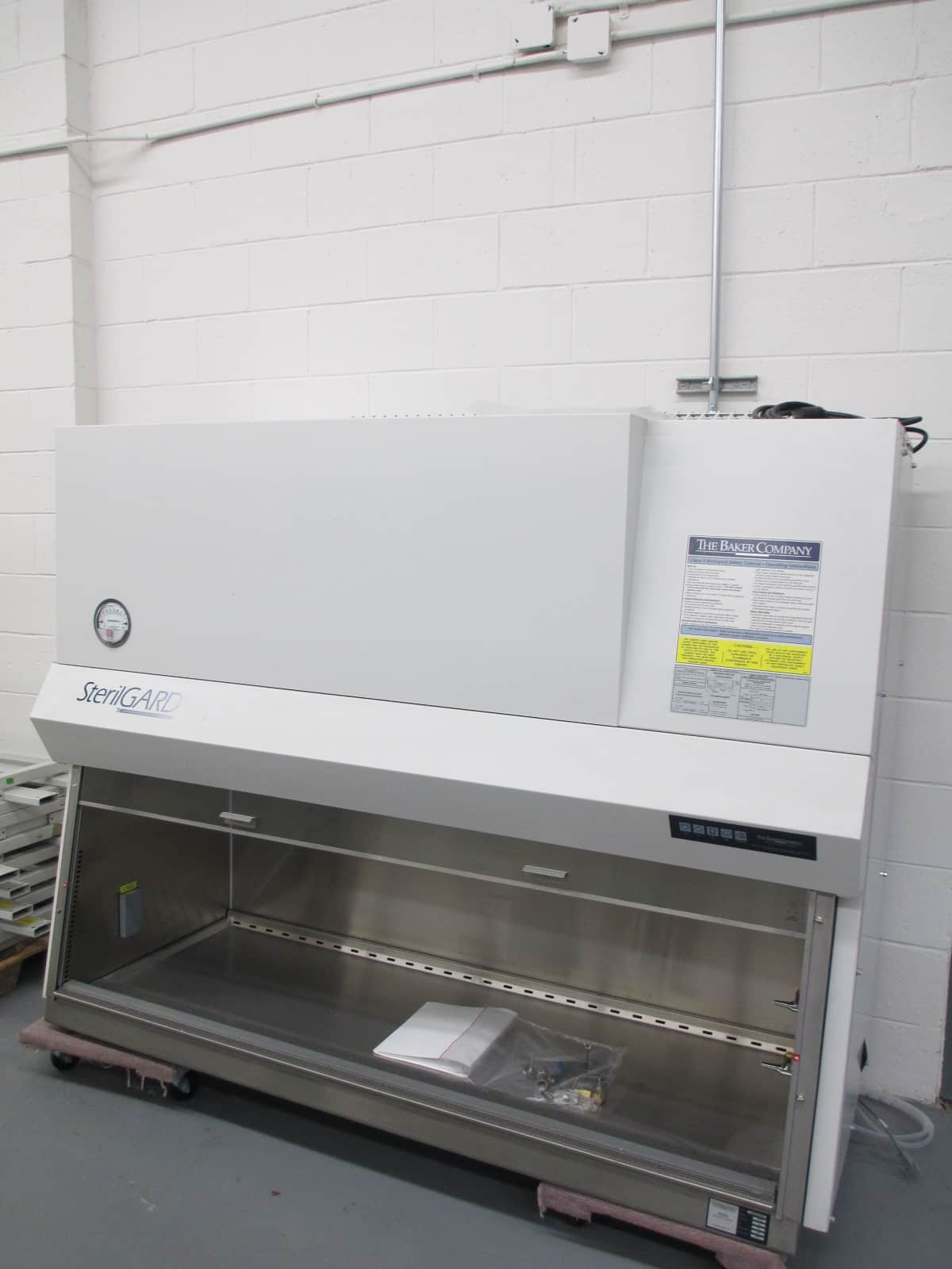 Sterilgard Advance SG-603A-HE A2 Biological Safety Cabinet
