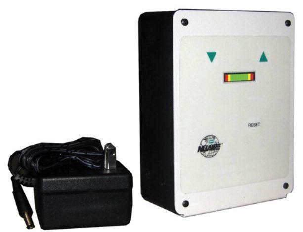 NuAire High/Low LED Bar Pressure Monitor 230V