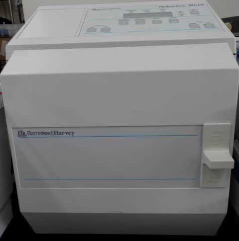 Barnstead Harvey Hydroclave MC10 Steam Sterilizer