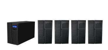 3 kVA / 2,700 Watt Power Conditioner, Voltage Regulator, & Battery Backup UPS