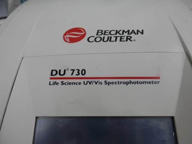 Beckman Coulter Life Science UV/Vis Spectrophotometer DU 730