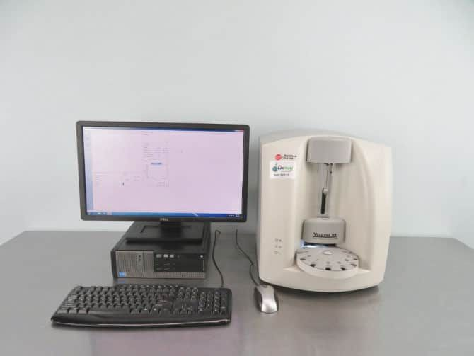 Beckman Coulter Vi-Cell XR Cell Counter with Warranty