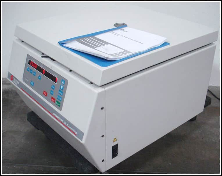 Beckman Spinchron DLX Centrifuge for 50ml & 15ml Tubes w WARRANTY