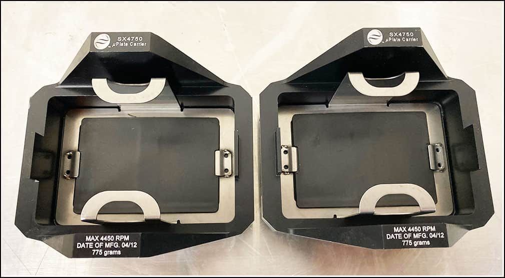 Beckman SX4750 Microplate Plate Carriers for Allegra X-15 X-12