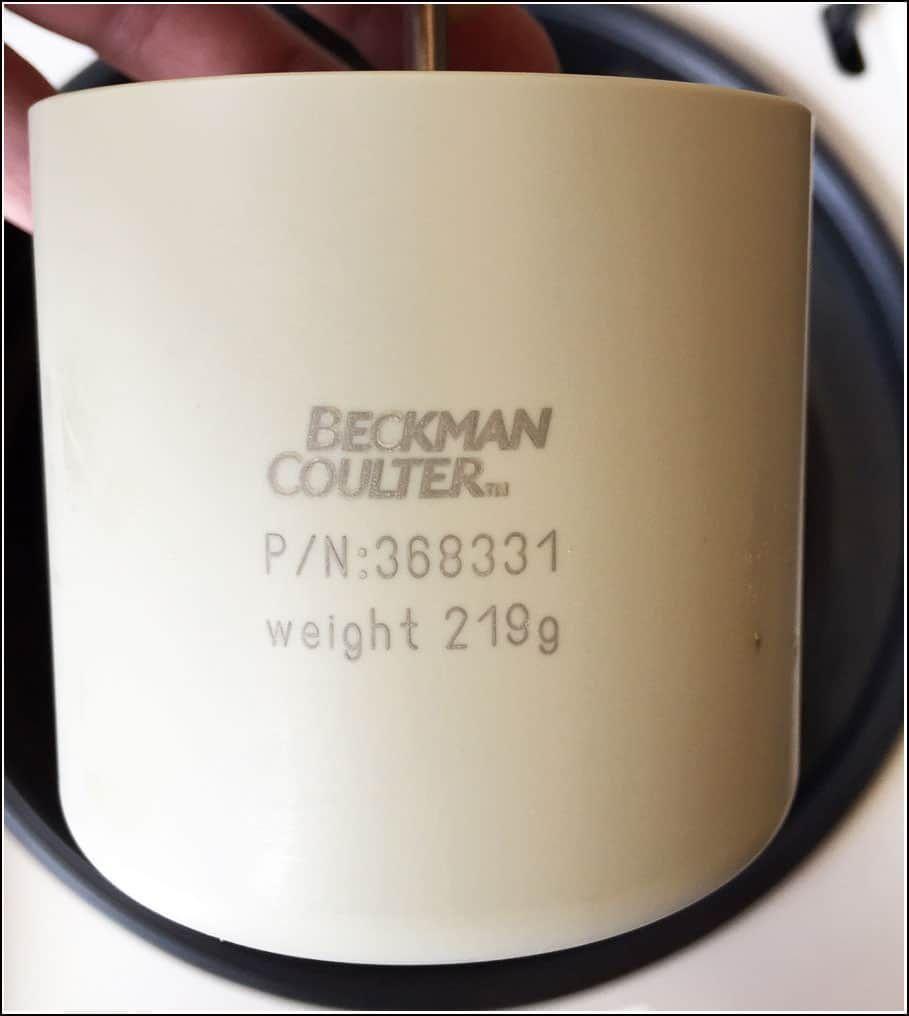 Beckman X-22R X22R Refrigerated Centrifuge w S4250 Rotor w WARRANTY