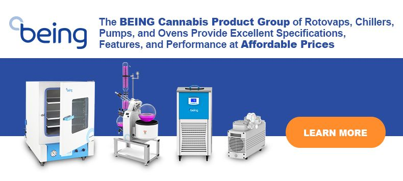 Cannabis Products from BEING Instruments Inc.