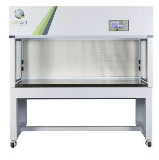 TopAirSystems Polypropylene 4' Horizontal Laminar Clean Bench-PRO