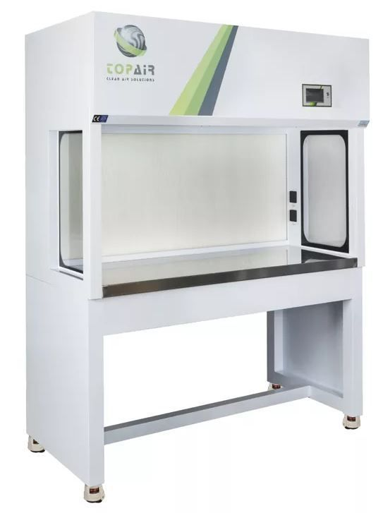 TopAirSystems Polypropylene 5' Horizontal Laminar Clean Bench-PRO