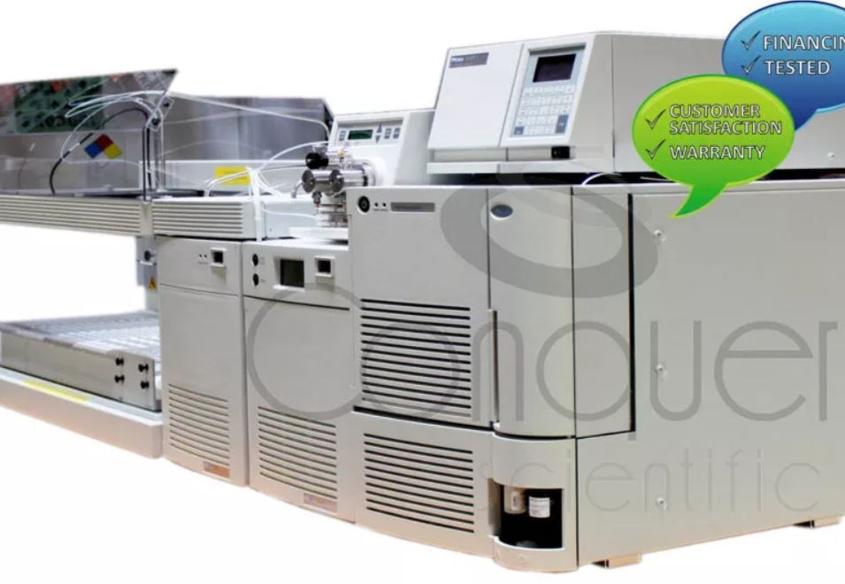 Waters 3100 Single Quadrupole MSD LCMS System