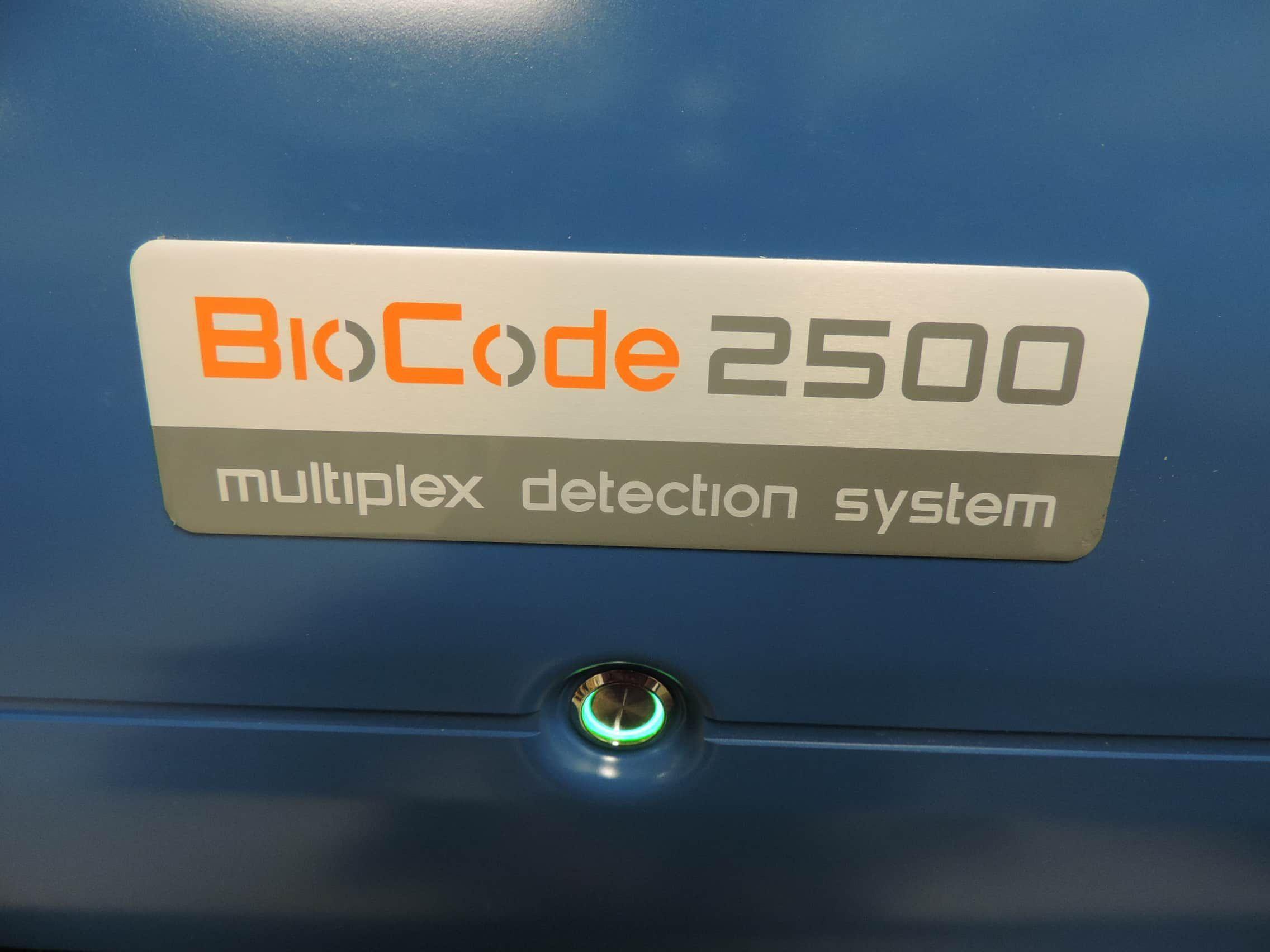 Applied BioCode™ 2500 Analyzer