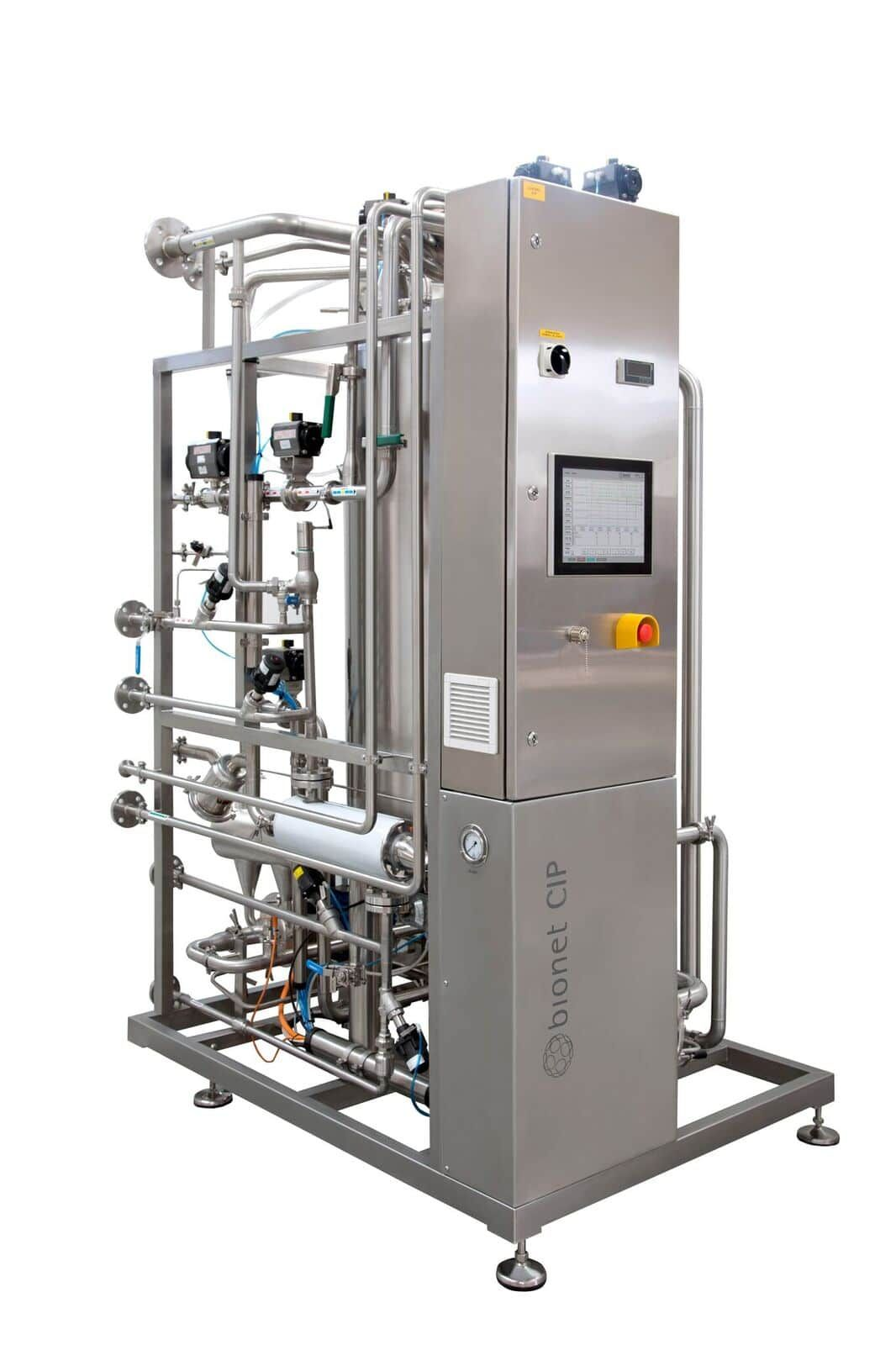 CIP for Fementation or BioReactors by Bionet (Spain)