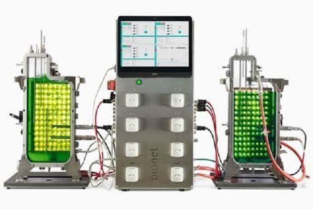 Flat Panel Photobioreactor Fermentor by Bionet of SPAIN
