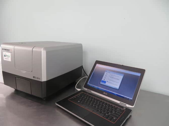 Biotek Synergy H1 MultiMode MicroPlate Reader with Warranty