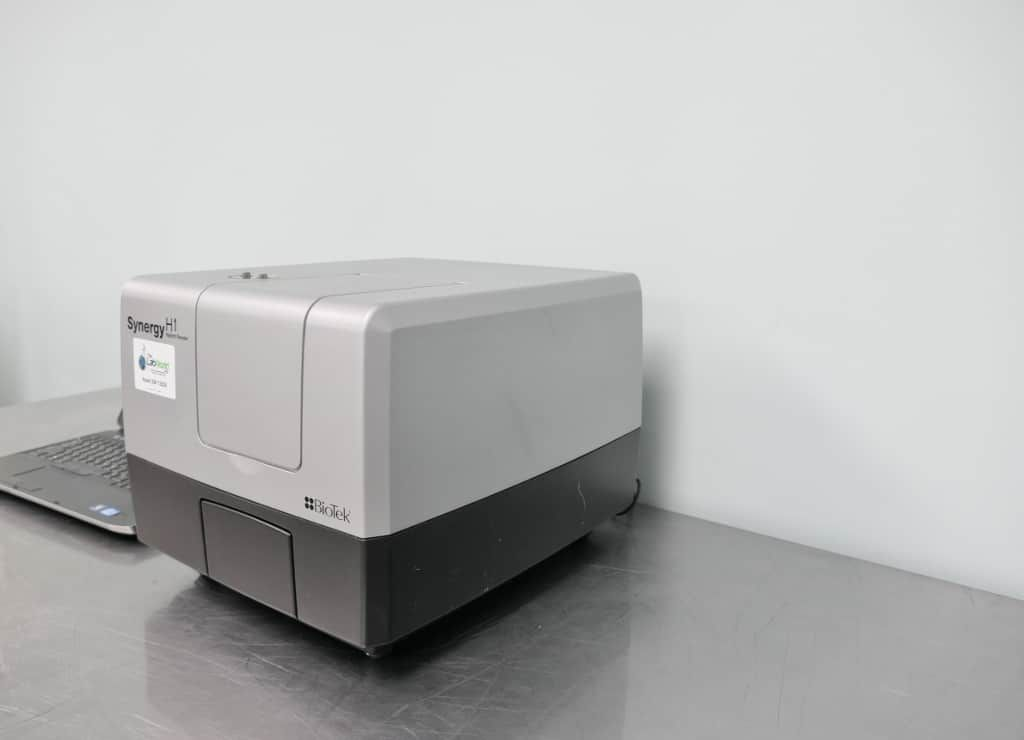 Biotek Synergy H1MF Multi-Detection Microplate Reader with Warranty