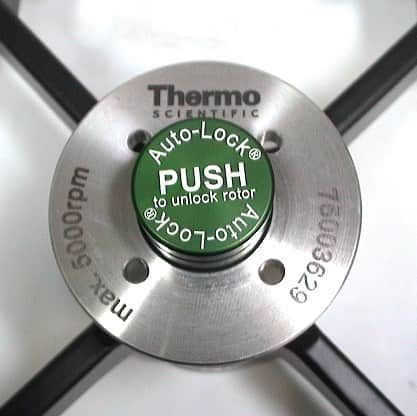 Thermo Fisher TX-400 Centrifuge Rotor