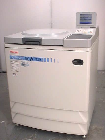 Thermo Fisher Scientific Sorvall RC-6 Plus Centrifuge