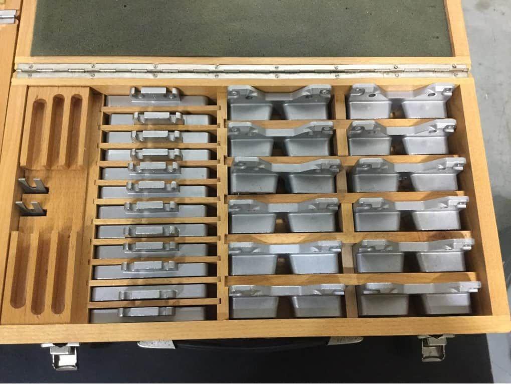 Bosch 1500 Size 0 Capsule Change Parts