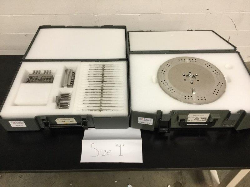 Bosch 1500 Size 1 Capsule Change Parts