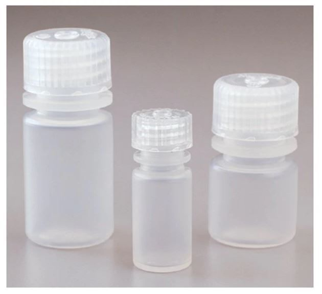 Thermo Scientific Nalgene™ Natural HDPE Diagnostic Bottles with Closure: Bulk Pack