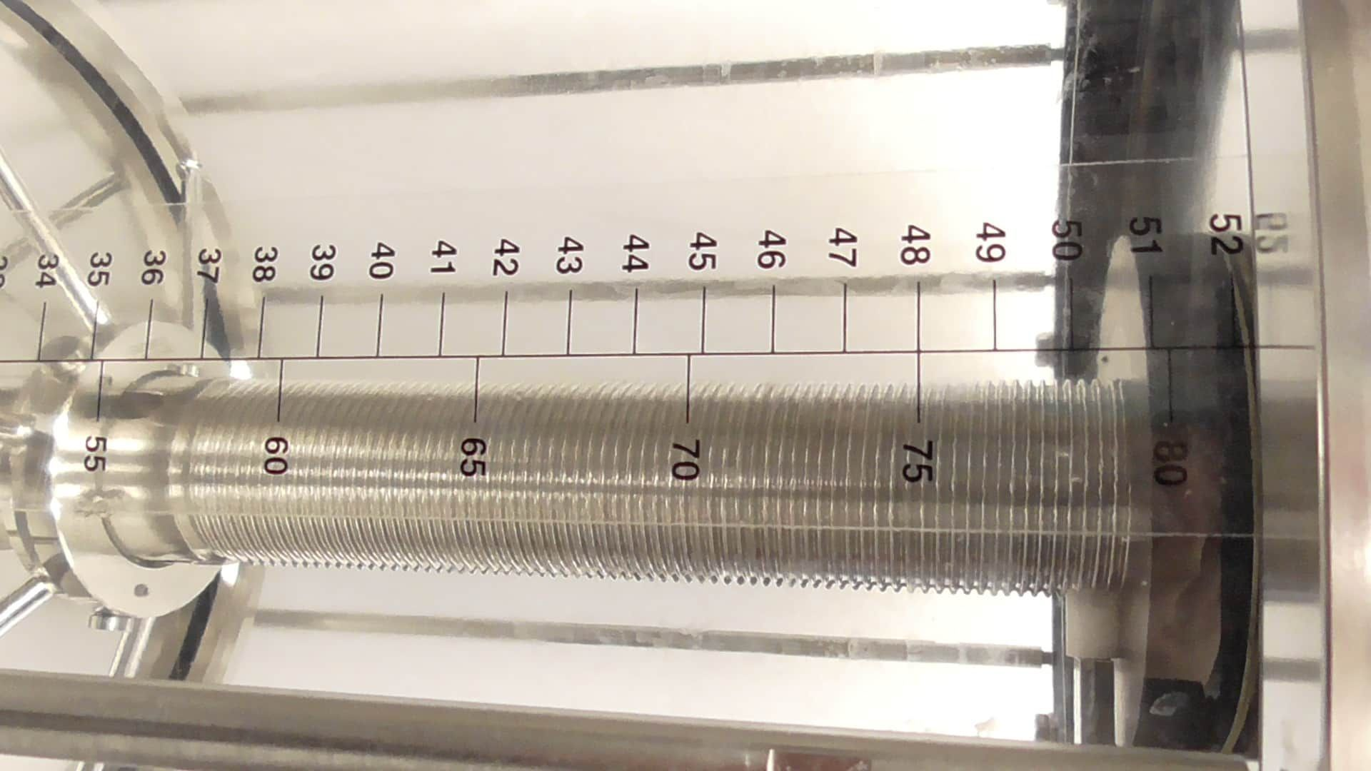 Amersham BPG 80 Liter Chromatography Column