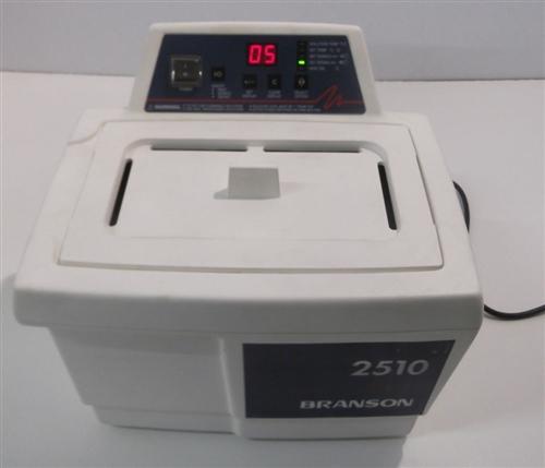 Branson 2510R-DTH Ultrasonic Cleaner