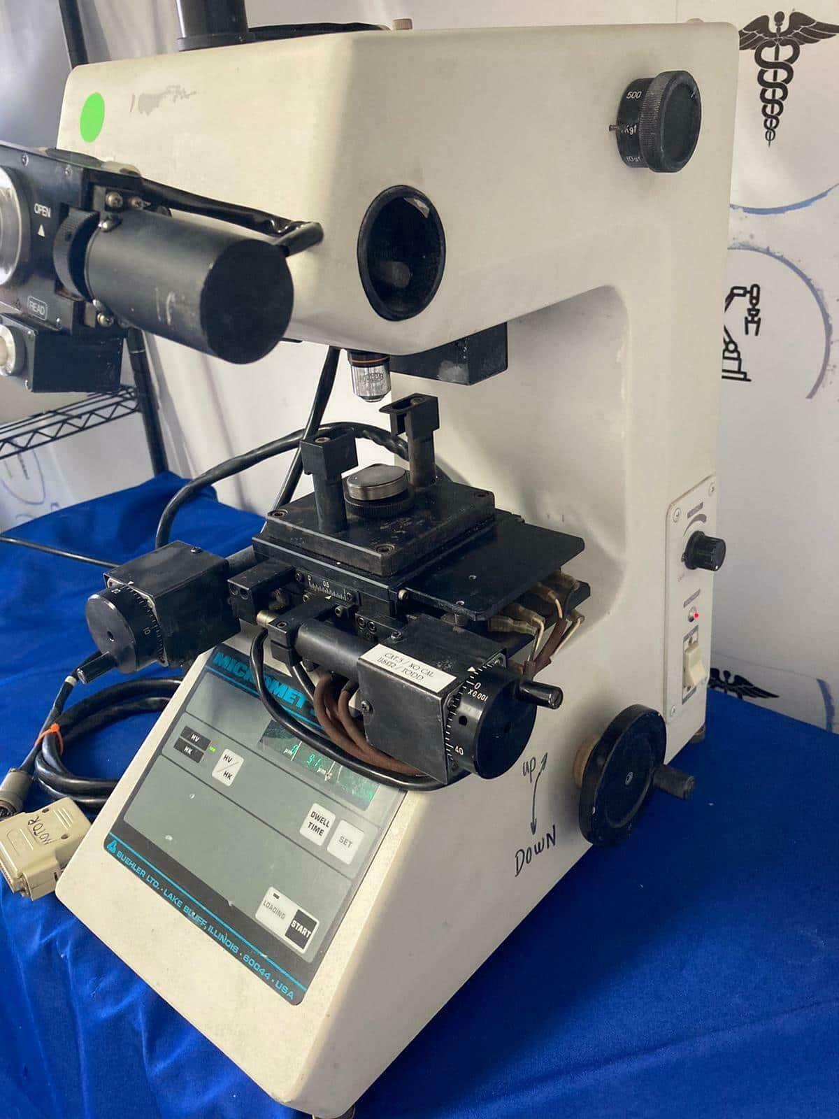 BUEHLER Micromet 3 Micro Hardness Tester 1600/4300