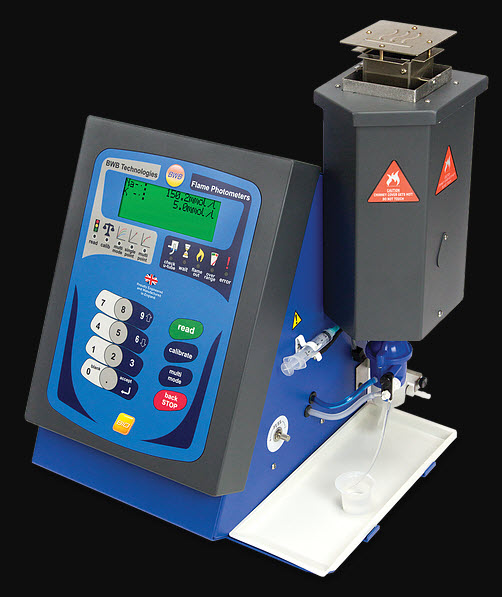 BWB Technologies USA SYN FUELS Flame Photometer