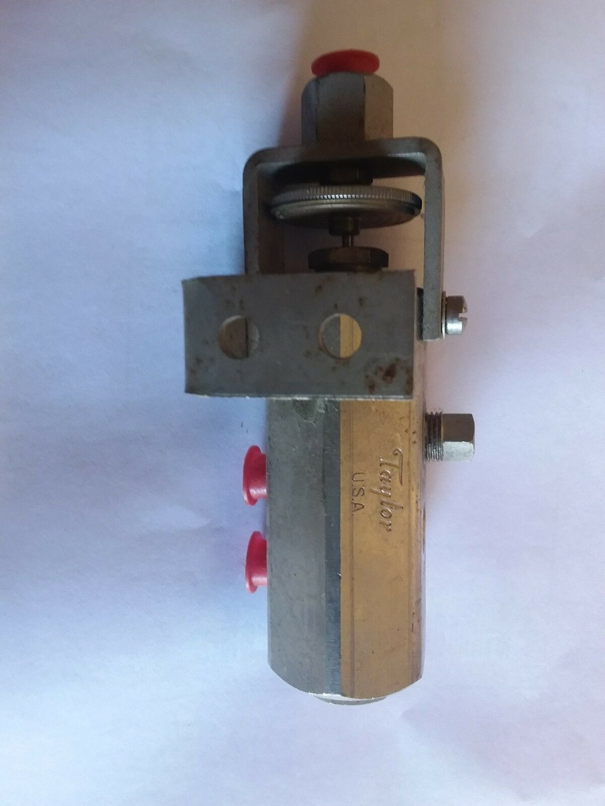 Taylor Insruments Plunger Type 3way Pilot Valve Fixed Adjustment 88s52 88s150 Getinge a4