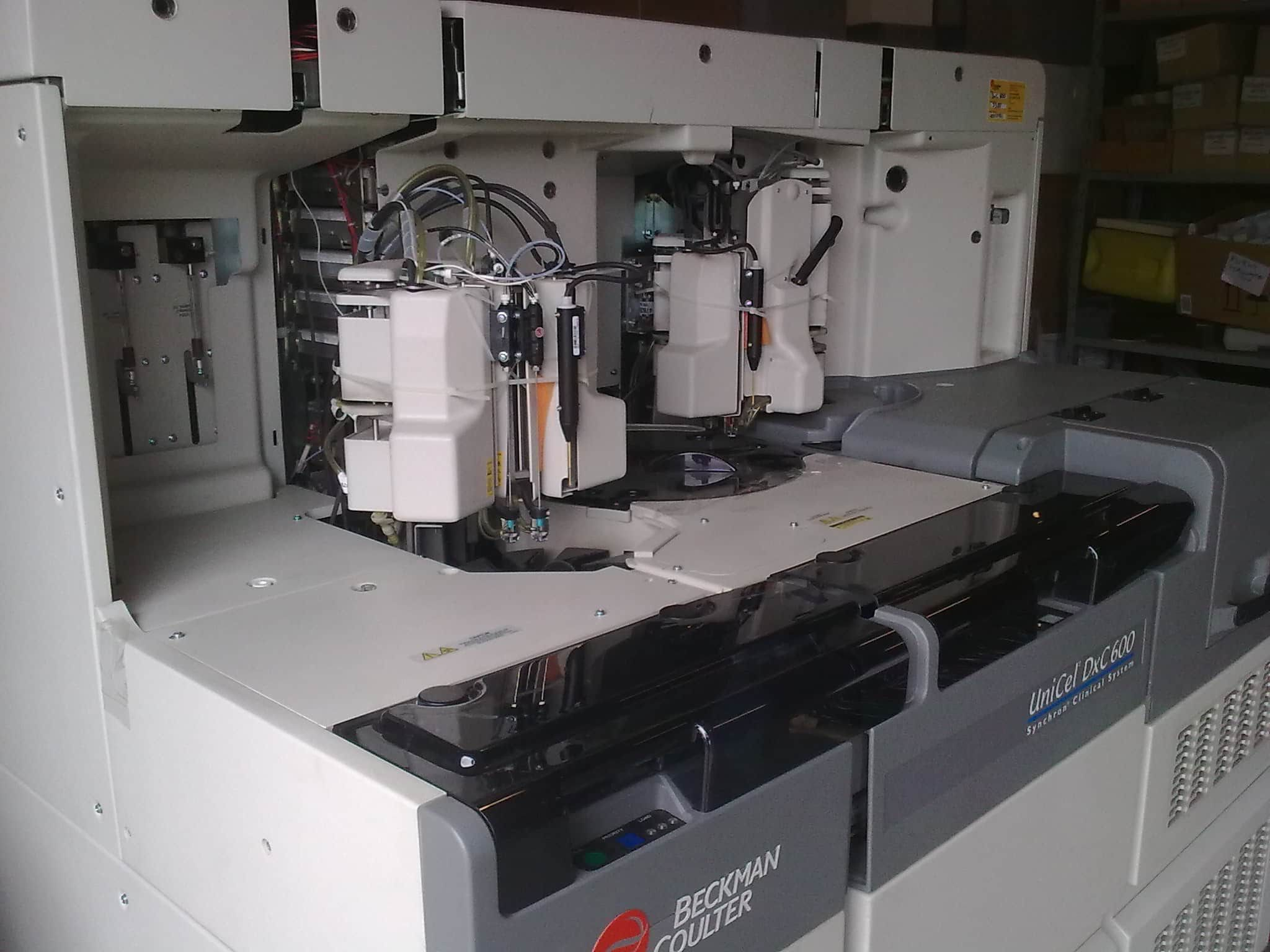 Beckman Coulter DXC 600