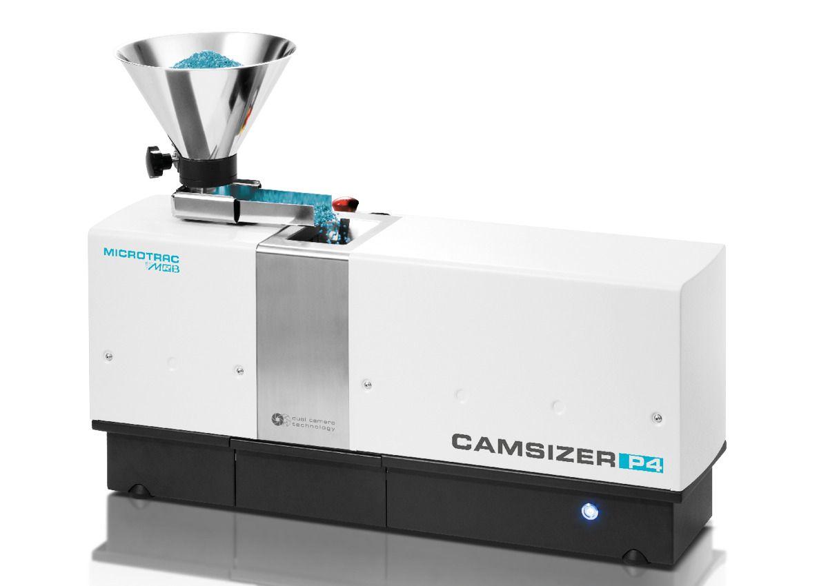 Microtrac MRB Camsizer P4 Dynamic Image Analyzer