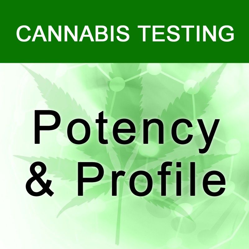 Cannabis Potency Analyzer