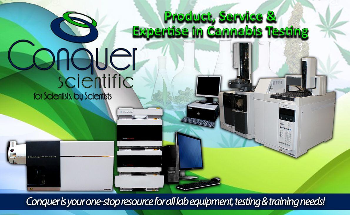 Cannabis Testing Equipment & Services