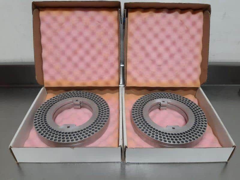 Capsugel Size 00EL Capsule Filling Rings - ELONGATED
