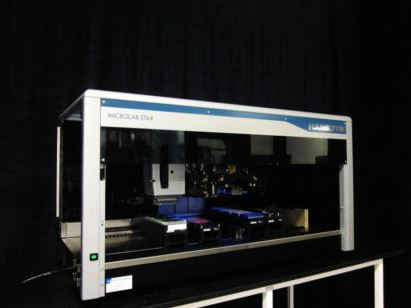 HAMILTON Microlab STAR Automated Liquid Handler