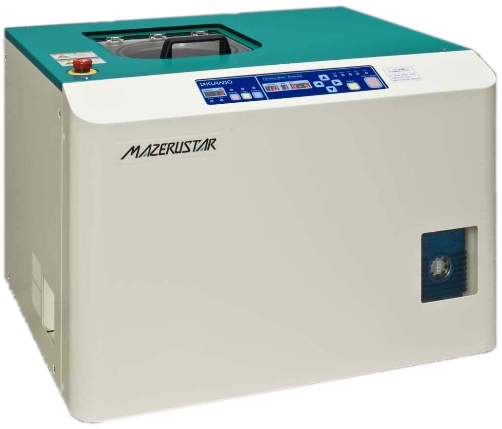 Centrifugal Mixer by Mazerustar | KK-V300SS (Type 1 & 2), Planetary and Paste Mixer