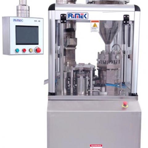 VORTEX Automated Capsule Filling Machine