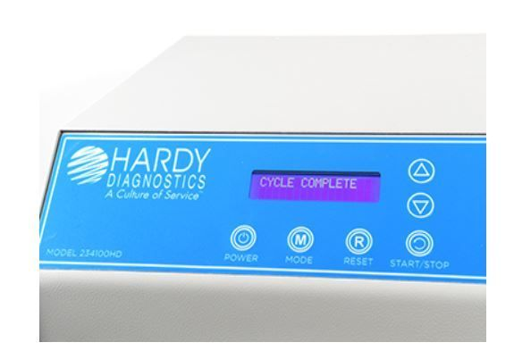 UV Chamber, N95 Mask Decontamination by UV light, by Hardy Diagnostics
