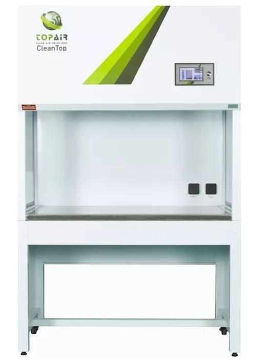 TopAirSystems 5' Polypropylene Vertical Laminar Clean Bench-Pro