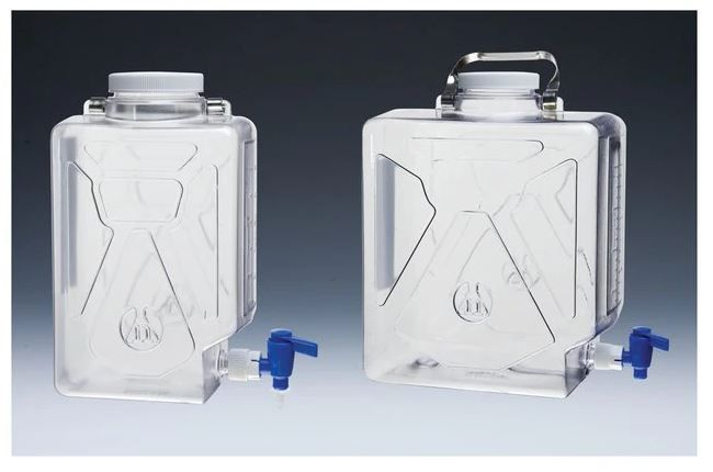 Thermo Scientific Nalgene™ Rectangular Polycarbonate Clearboy™ with Spigot