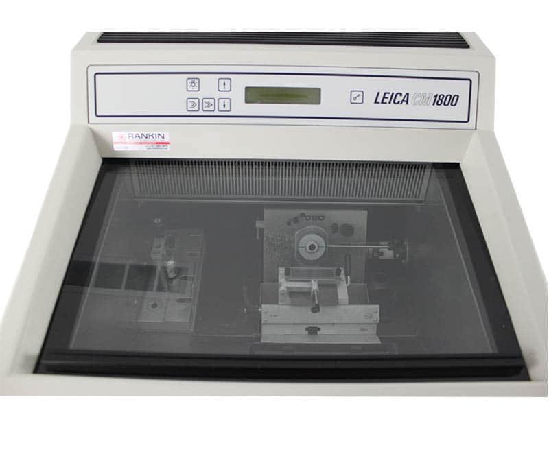 Leica CM1800 Cryostat | Rankin 1-Year Parts & Labor Warranty