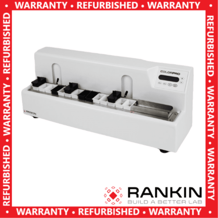 ~$163/mo - Rankin ColorPro Linear Slide Stainer for MOHS | Rankin 1-Year Warranty